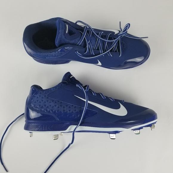 Nike Huarache Low Molded Baseball Cleats 14, New